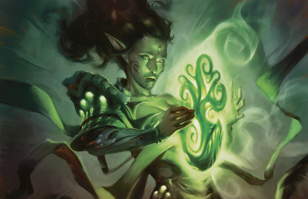Gyre Sage. (c) 2013 Wizards of the Coast