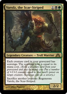 Varolz, the Scar-Striped troll.
